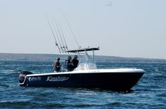 New 2012 Blue Fin Boats Pro Fish 250 CC Boat - Kinship