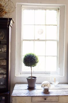 FleaingFrance.....beautiful view from the home of John Derian in NYC « the selby
