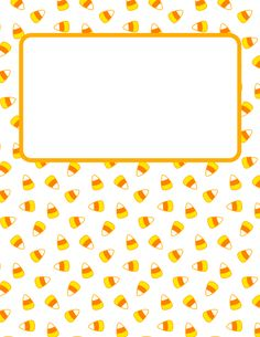 Free printable candy corn binder cover template. Download the cover in JPG or PDF format at http://bindercovers.net/download/candy-corn-binder-cover/