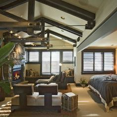contemporary bedroom by THINK architecture Inc. - Tyler Kirk