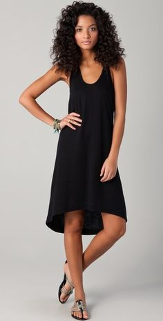 I think I own at least 4 like this, but whats another! $110 Lanston Racer Back Circle dress