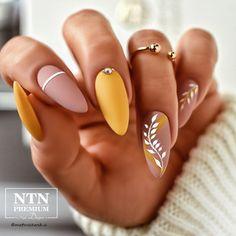 Chic Nails, Stylish Nails, Trendy Nails, Nagellack Design, Nagellack Trends, Nagel Bling, Fire Nails, Rock Nails, Minimalist Nails