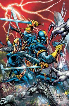 Teen Titans #78/Search//Home/ Comic Art Community GALLERY OF COMIC ART