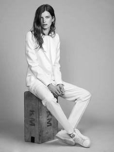 Perfect white & Stan Smiths. LA COOL & CHIC.