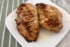 Grilled Asparagus, Grilled Shrimp, Juicy Grilled Chicken Recipe, Health Chicken Recipes, Caesar Recipe, Pork Kabobs, Caribbean Chicken, Fun Cooking, Cookbook Recipes