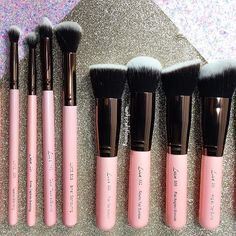 These @luxiebeauty brushes are everything right now.  #Luxie #luxiebeauty