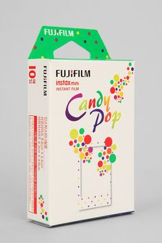 Fujifilm INSTAX Mini Candy Pop Film - Urban Outfitters
