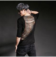 rebelsmarket_mens_cool_see_through_tassels_back_slim_soft_casual_black_t_shirt_top_t_shirts_6.jpg