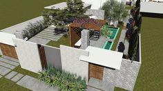 Projeto área de lazer + paisagismo residencial! #Escritóriovidaverde #Arquiteturaepaisagismo #AnaPaulaGonçalvesArquiteta #FrancieleOliveiraArquiteta