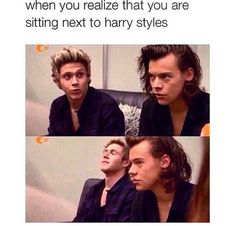 Niall and Harry