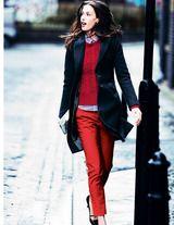 Boden Velvet Trim Coat - London -  #boden #fromlondonwithlove