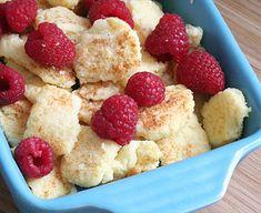 Ein schnell gemachtes und leckeres Rezept für eine beliebte Süßspeise. Unser Weichweizengrieß macht dieses Rezept besonders köstlich.