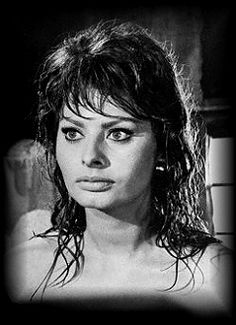 "Sophia Loren in "" The Millionairess""(1960),directed by Anthony Asquith"