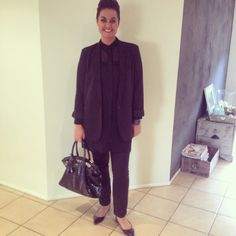 {STYLE INSPIRATION} BLACK ON BLACK   STYLED BY JADE