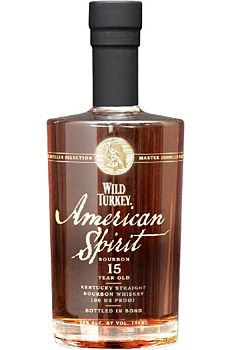 Wild Turkey American Spirit Bourbon