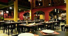 Restaurante. Pizzaria. Arquitetura. Forneria Gaúcha