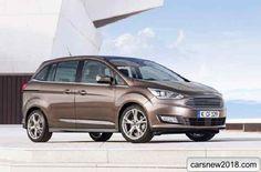 Compact MPV Ford C-Max 2018-2019