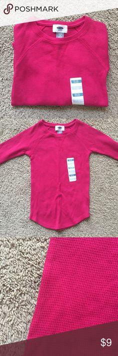 Pink Shirt New, soft shirt. Old Navy Shirts & Tops Tees - Long Sleeve