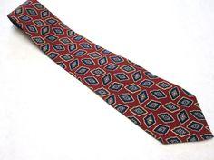Vintage Ralph Lauren Necktie 80's Silk Tie 4  by sweetie2sweetie, $10.99