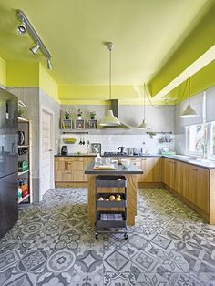 Освежающие цвета в интерьере (via Bloglovin.com )