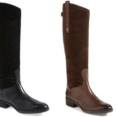 Rank & Style - Sam Edelman 'Pembrooke' Boot #rankandstyle #boots #fallfootwear http://www.rankandstyle.com/top-10-list/best-riding-boots-under-500/