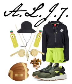 """""""COACH OF THE YEAR"""" by ashanti7 on Polyvore featuring NIKE, Lauren Klassen, Sunday Afternoons, Totally Bamboo, Marc by Marc Jacobs, women's clothing, women, female, woman and misses"""