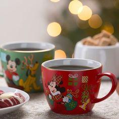 Disney christmas mugs
