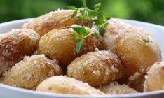 Saltbakte poteter | TRINES MATBLOGG