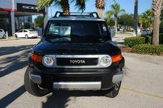 2014 Toyota FJCruiser Base 4x2 4dr SUV SUV 4 Doors Black for sale in Sanford, FL Source: http://www.usedcarsgroup.com/used-toyota-for-sale-in-sanford-fl