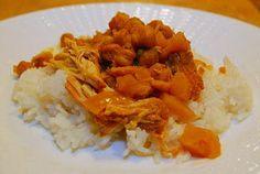 Bites: Crockpot Indian Curry Recipe - amazing!