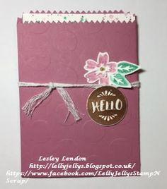 Stampin Creative Blog Hop - Sneak Peek