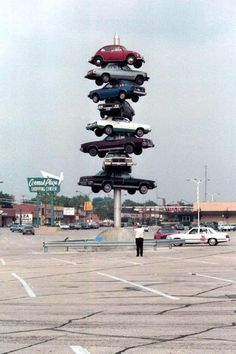 All hail the mighty SPINDLE - may it rest in peace... Berwyn, IL