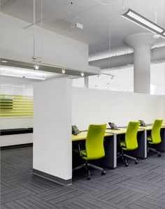 Corporate Interior: Dunhumby USA
