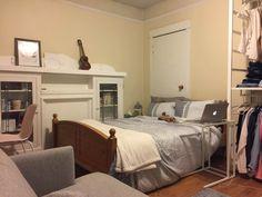 how to hide an unused door nesting pinterest doors bedroom and room. Black Bedroom Furniture Sets. Home Design Ideas