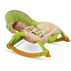 baby's rocking chair