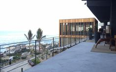 Rooftop Bar in The Cape, Cabo San Lucas - The World's Sexiest Hotel Bars | Travel + Leisure