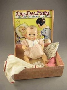 dydee doll on pinterest | Dy Dee Baby doll and clothes