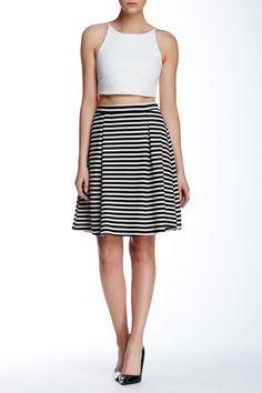 Short Pleated Skirt by Lelis on @nordstrom_rack