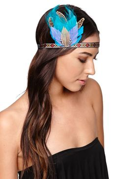 With Love From CA Mini Headdress