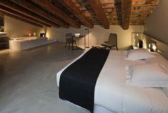 Caro Hotel by Francesc Rife Studio, Interiors, Delood
