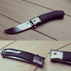 Gaëtan Cesteleyn knives