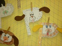 P jako pes Gingerbread, Children, Diy, Writing, Kunst, Toddlers, Boys, Bricolage