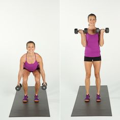 A Total-Body Strength-Building 5x5 Workout: Those grunters in the weight room can be intimidating, but you can navigate the barbells just as confidently with this riff on a muscle-sculpting classic, the 5x5 workout.