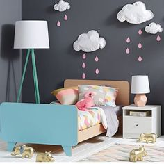 This kids room is perfect!