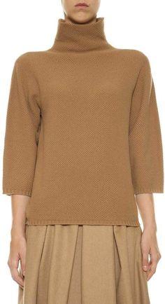 Max Mara 'belgio' Turtleneck Sweater
