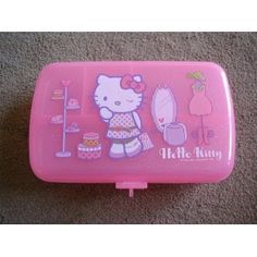 Hello Kitty Cat Pink Jewelry Box / Storage Case - with Lock and Keys - Great Gift Giving Idea for Women and Girls! (Kitchen) http://www.amazon.com/dp/B001OOFB2I/?tag=chesilsho-20     http://cheapsilvershoes.net/az.php?p=B001OOFB2I