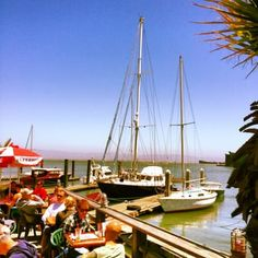The Ramp - Mission SF - Great view of the bay plus amazing bloody marys!