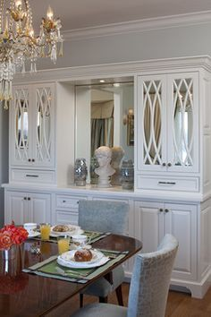 Built In Hutch Ideas