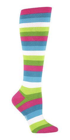 who wants to wear boring plain white socks? Silly Socks, Cool Socks, Cupcake Costume, Striped Knee High Socks, Jordan Shoes For Women, Buy Socks, Colorful Socks, Knee Socks, Color Stripes