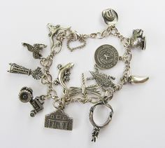 james avery charm bracelet...swoon....that's where MY dollars have flown!  five fully loaded and i'm still goin' strong!!!